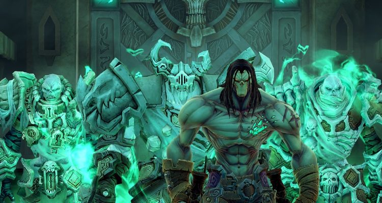 Darksiders II: Deathinitive Edition выйдет на Nintendo Switch