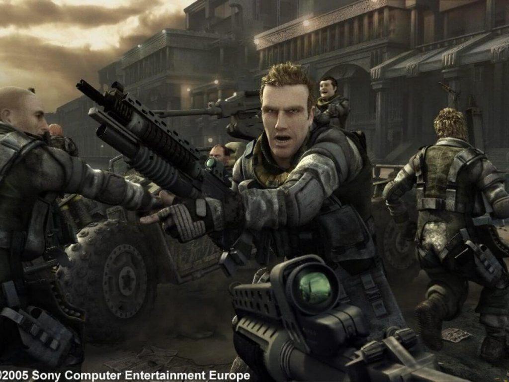 Killzone 2 (E3 2005)