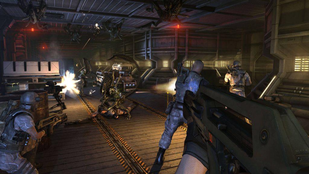 Aliens: Colonial Marines (E3 2012)