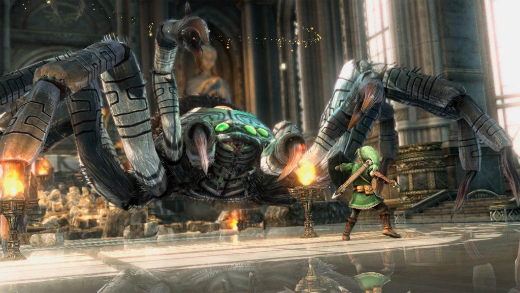 The Legend Of Zelda Wii U (E3 2011)