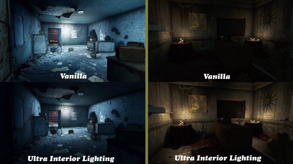 Моды для Fallout 4 добавляют улучшенные ИИ текстуры и HD для пейзажа, дорог и освещение