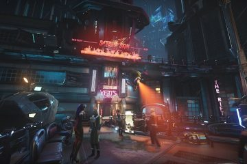 Gamedec - анонсирована ещё одна RPG в жанре киберпанк