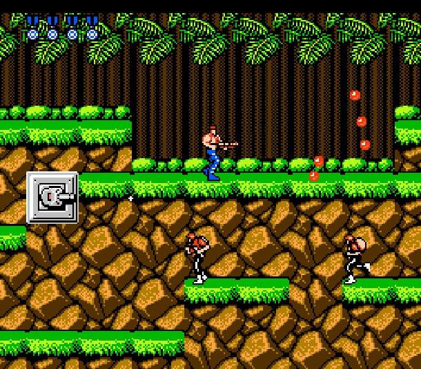 Contra (1987)