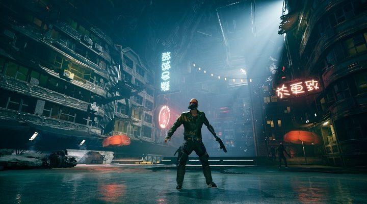 Ghostrunner - представлен первый геймплей