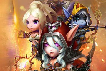 Glorious Saga - дерзкая копия Warcraft, Blizzard подаёт в суд