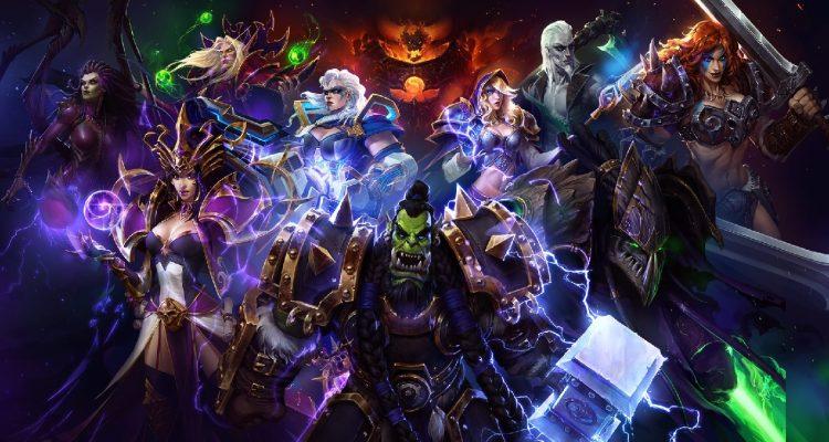 Heroes of the Storm продолжит поддерживаться и разработчиками
