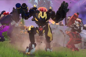 Игроки Fortnite критикуют слишком сильных мехов и требуют удаления их из игры