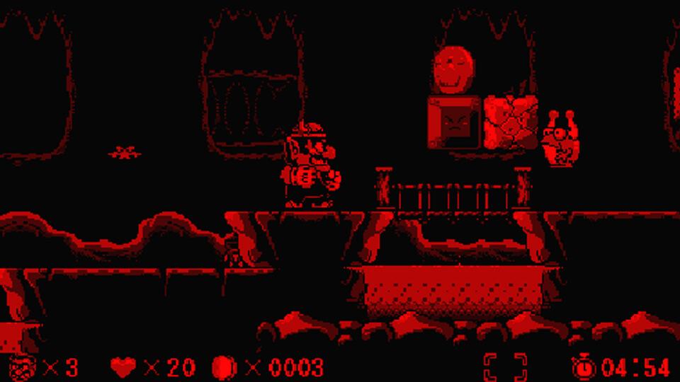 Virtual Boy Wario Land (Virtual Boy)