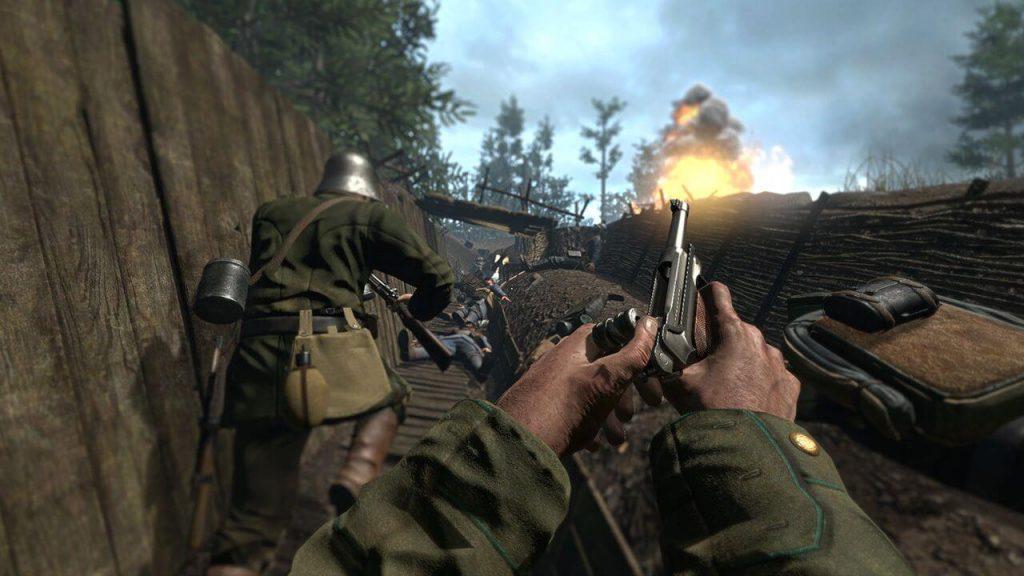 Передовая – Verdun