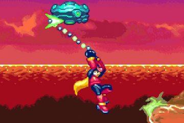 Коллекция Mega Man Zero/ZX Legacy Collection выйдет в Steam в январе