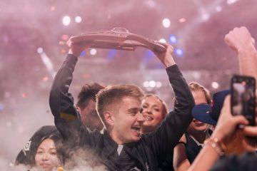 Команда OG выиграла 15 миллионов долларов в Dota 2 - The International