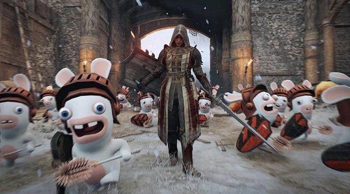 Компания Ubisoft делает ставку на новые серии