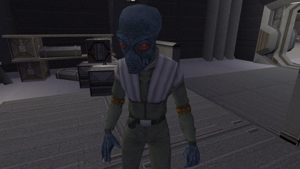 Star Wars KOTOR 2 получила улучшенный ИИ ESRGAN HD пак текстур персонажей
