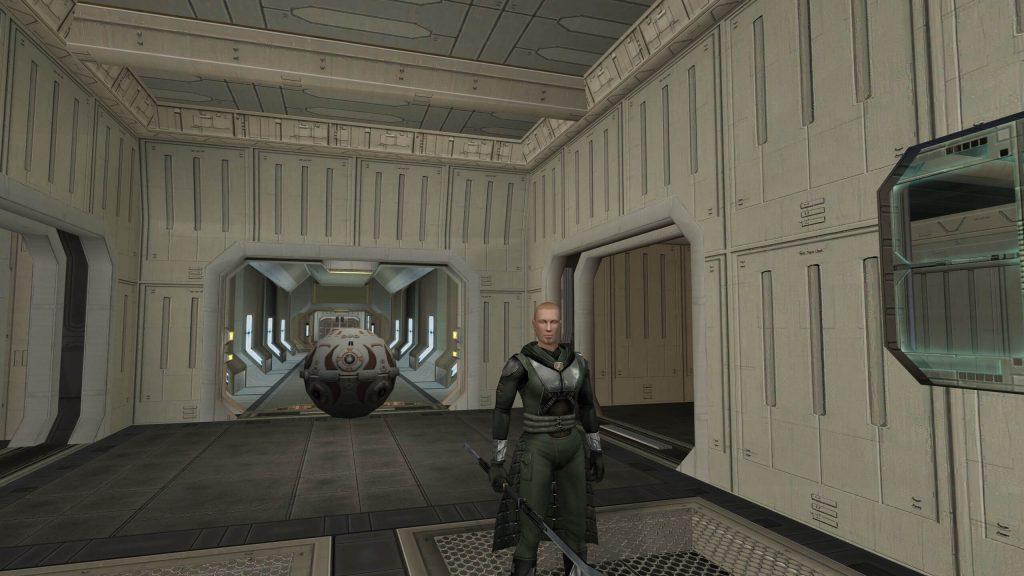 Star Wars Kotor 2 получила улучшенный ИИ HD пакет текстур размером 2.7 Гб