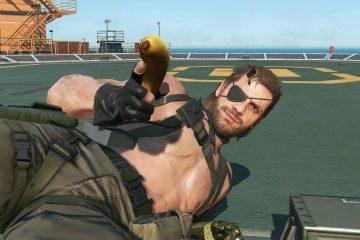 мод для Metal Gear Solid V дает Снейку запугивающий банан