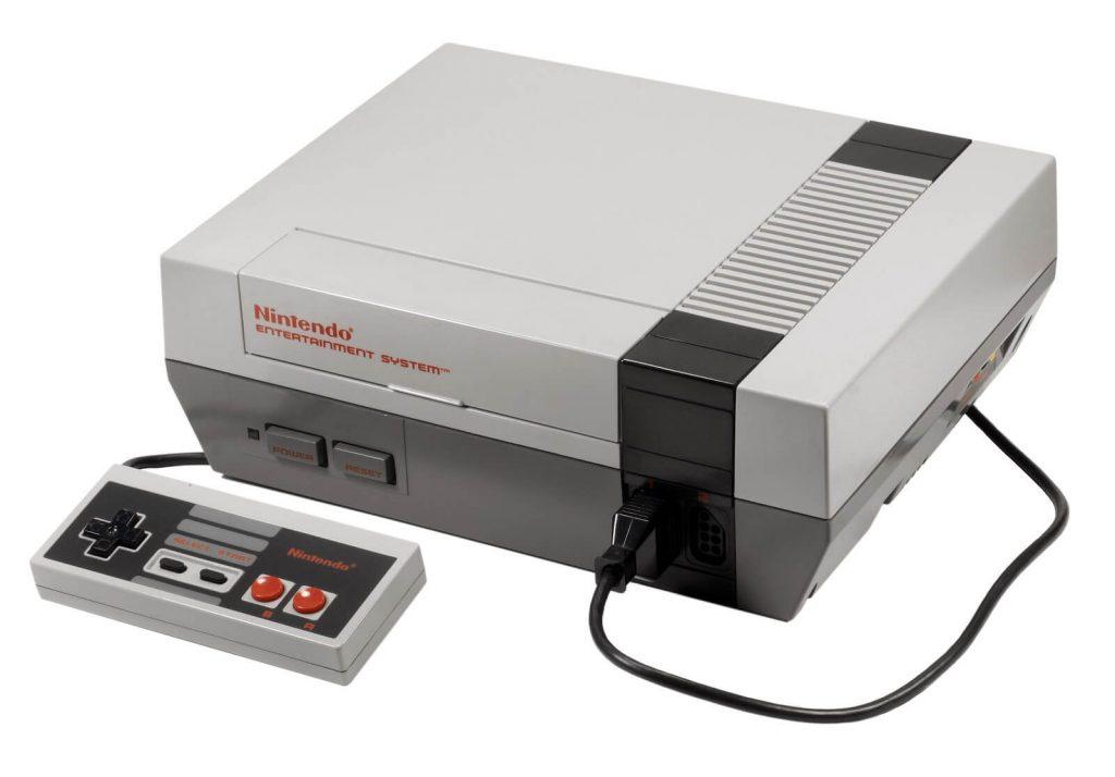 Опора на NES