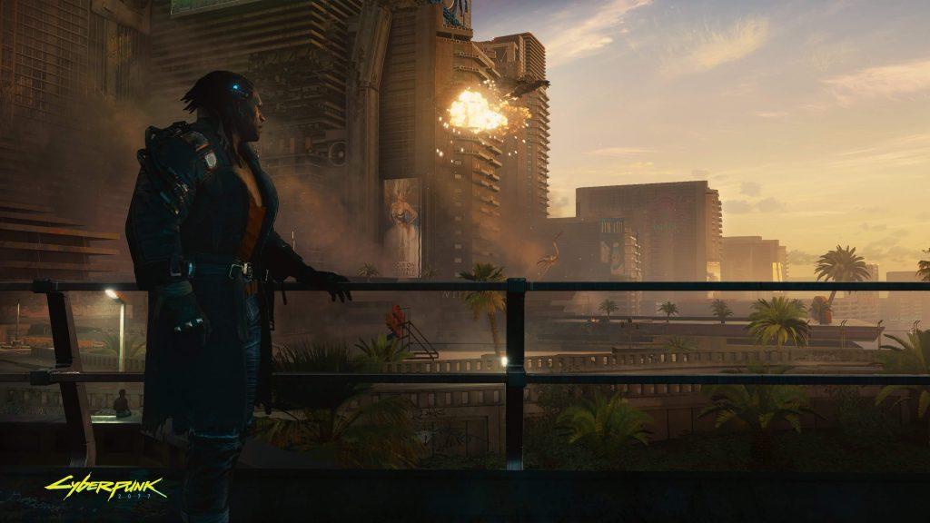 Новые скриншоты Cyberpunk 2077 демонстрируют хмурых брутальных героев