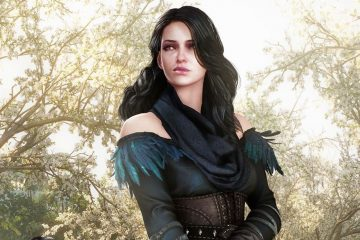 Образ Йеннифер в Witcher 3 переделывался четыре раза