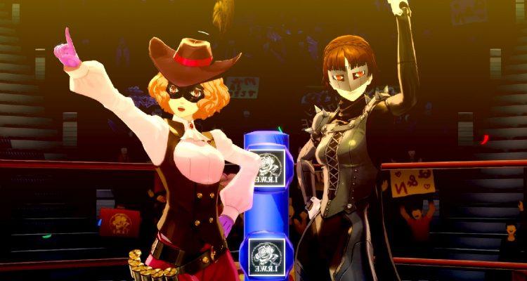 Persona 5 Royal появится на Западе в следующем году