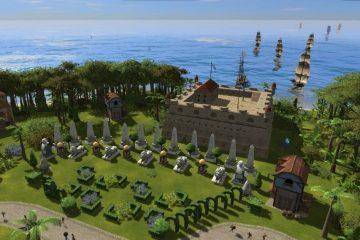 Port Royale 4 выйдет в 2020 году на ПК и консолях