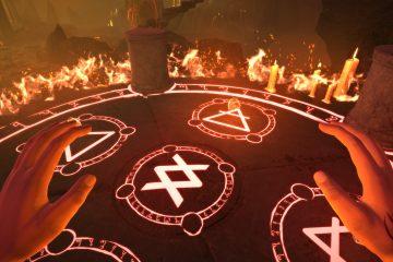Позвольте своим друзьям направлять вас в оккультных ритуалах в In Exorcise the Demons