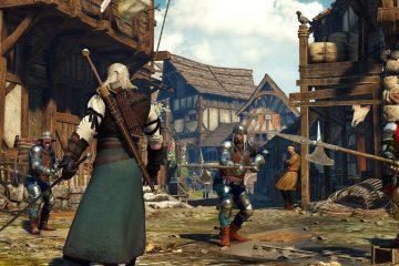 Представлен геймплей The Witcher 3 в версии для Nintendo Switch