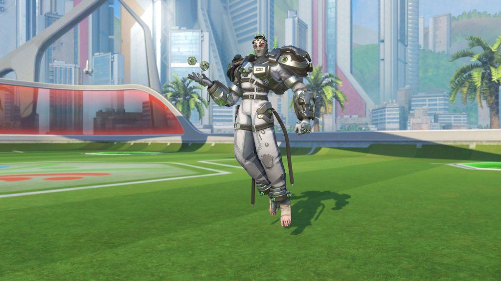 Представлены все скины Сигмы – нового персонажа Overwatch
