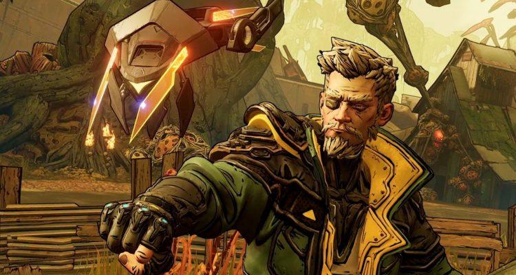 Разработчики Borderlands 3 представили нового героя