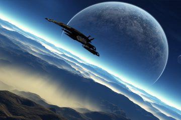 Разработчики Mass Effect правильно изобразили Плутон, прежде чем появились его фотографии