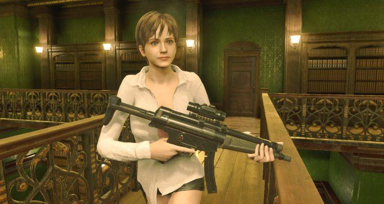 Благодаря этому моду в Resident Evil 2 Remake теперь можно играть за Ребекку Чемберс
