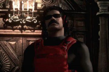 Моддеры добавили Dr Disrespect в две игры Resident Evil