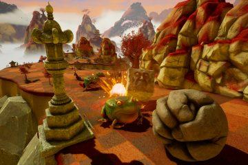 Rock of Ages 3: Make & Break сломает ваш замок в следующем году