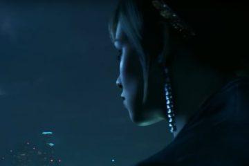 RTX трейлер Bloodlines 2 дразнит нас прекрасной графикой и загадочной дамой в красном