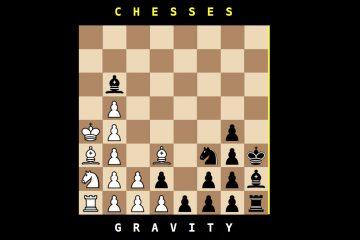 Шахматы с гравитацией, ставящие в тупик