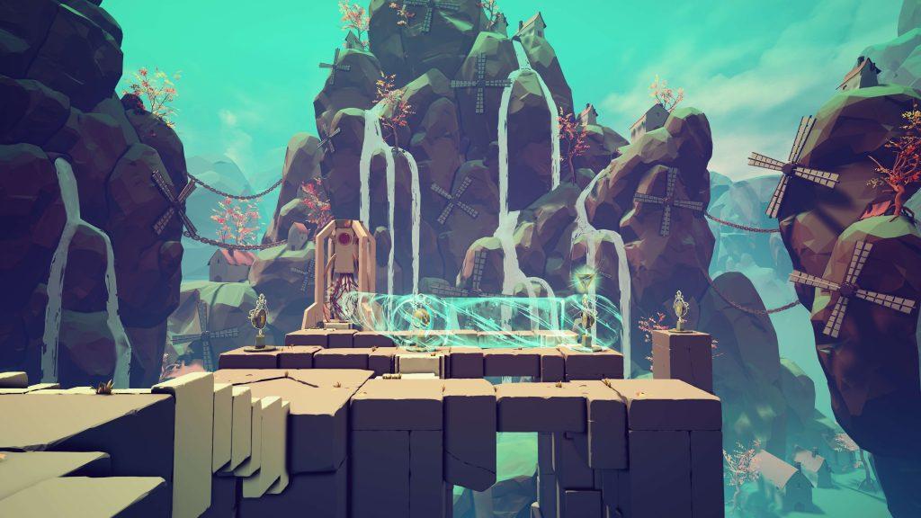 Симпатичная головоломка The Sojourn получила дату выхода и новый трейлер
