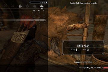 Мод для The Elder Scrolls V: Skyrim позволят вам создать любой предмет