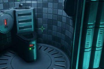 Совершите экскурсию по переделанному туалету System Shock