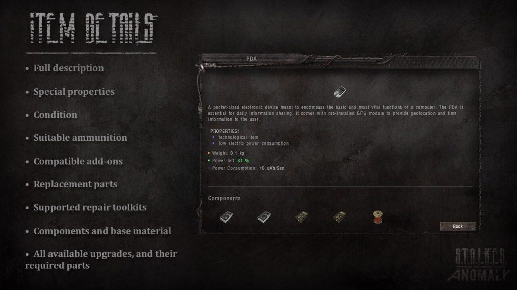 Мод S.T.A.L.K.E.R. Anomaly в бета-версии 1.5 использует движок XRay-Monolith Engine