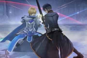 Sword Art Online: Alicization Lycoris представлен новый трейлер