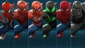 Угадаете ли вы костюм Спайдермена на PS4?