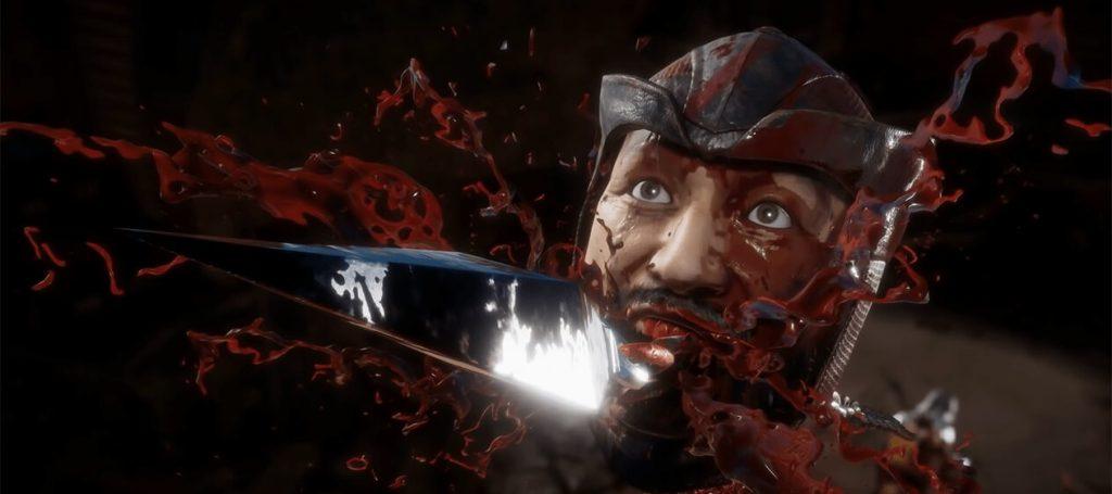 Фаталити в Mortal Kombat