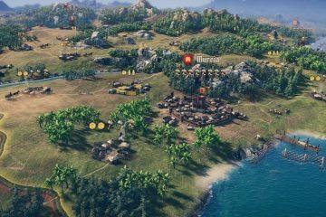 THQ Nordic анонсировала стратегию Knights of Honor II: Sovereign