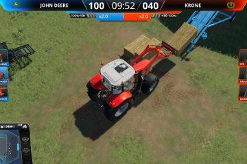Турнир по Farming Simulator 19 делает уборку пшеницы драматичной