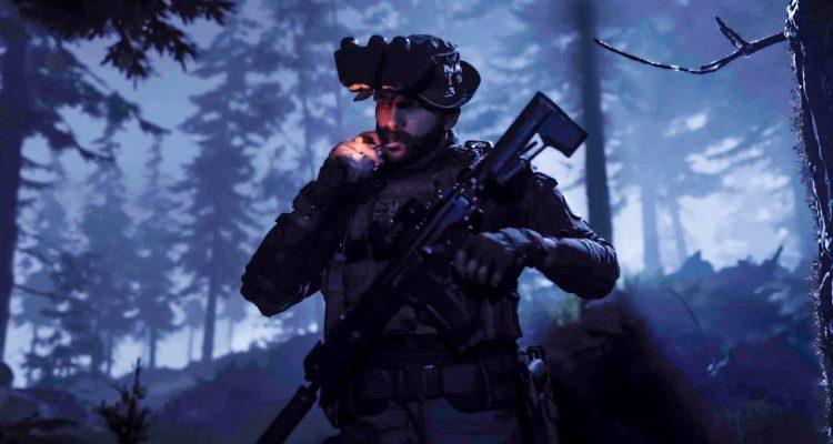 В коллекционном издании Call of Duty будут очки ночного видения