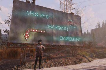 Встречайте девушку, поселившуюся под картой Fallout 76