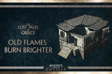 Вышел очередной эпизод «Затерянных сказок Греции» в Assassin's Creed Odyssey