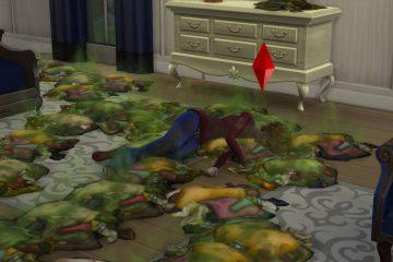 Вот что может случиться, если не заниматься стиркой в The Sims 4