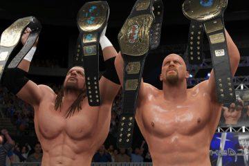 WWE 2K20 - первый трейлер и дата выхода