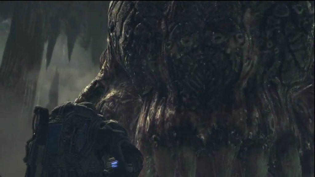 Левиафан – Gears of War 2