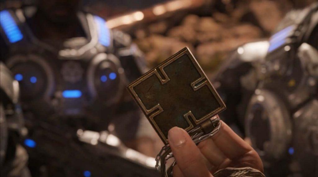 Ожерелье королевы Мирры – Gears of War 4